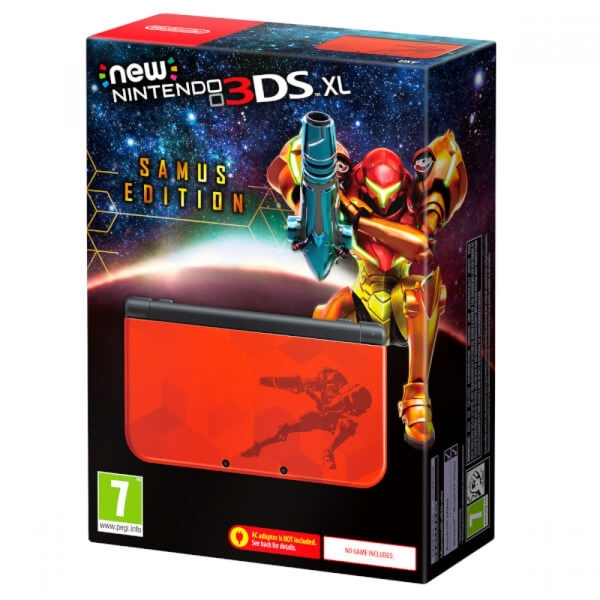 New 3DS XL Metroid Samus Edition Console - Image 2