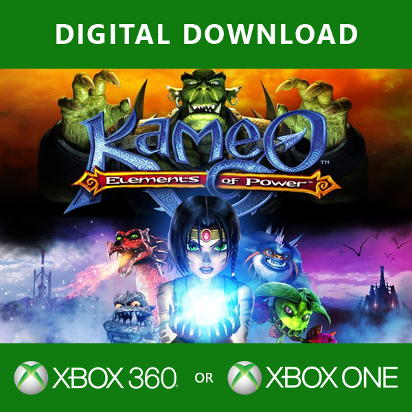 Kameo Elements Of Power Xbox 360 & Xbox One Game Digital Download