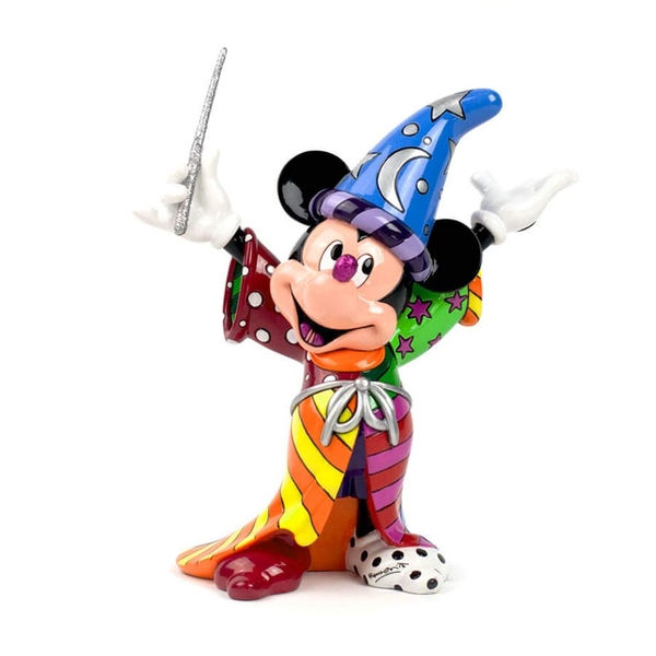 Sorcerer Mickey Mouse Disney Britto Figurine