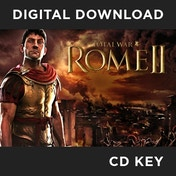 Total War Rome II 2 (with Greek States Culture Pack Bonus DLC) PC CD Key Download for Steam