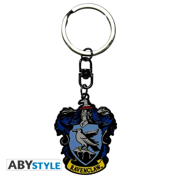 Harry Potter - Ravenclaw Metal Keyring
