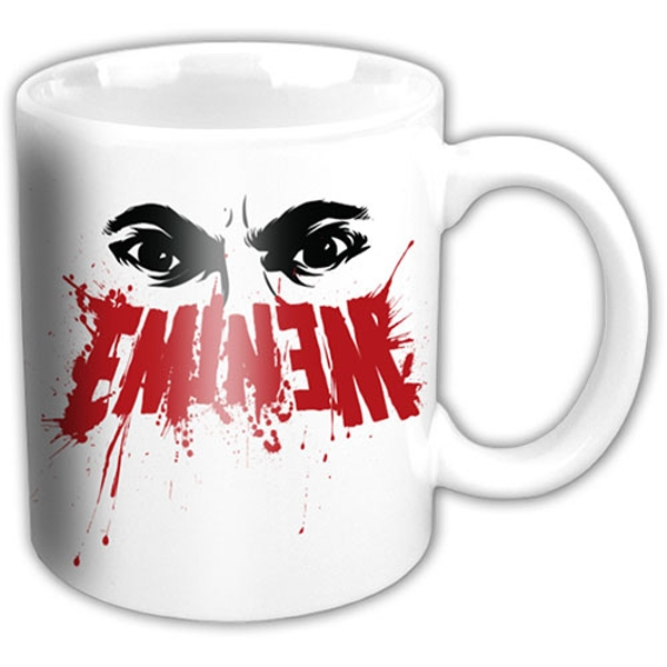 Eminem - Eyes Boxed Standard Mug