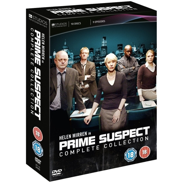 Prime Suspect The Complete Collection DVD