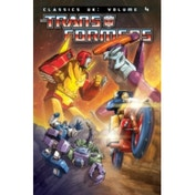 Transformers Classics UK Volume 4