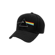 Pink Floyd - Darkside Of The Moon Logo Cap Black