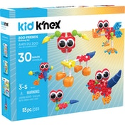 Kid K'NEX Zoo Friends Building Set