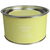 Lemon Zest Citronella Candle