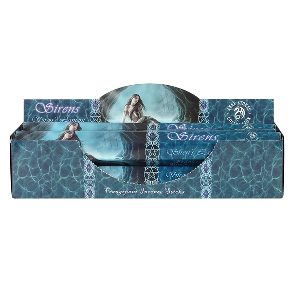 Siren's Lament Frangipani Incense Sticks