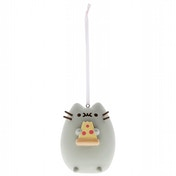 GUND Pusheen Pizza Hanging Ornament