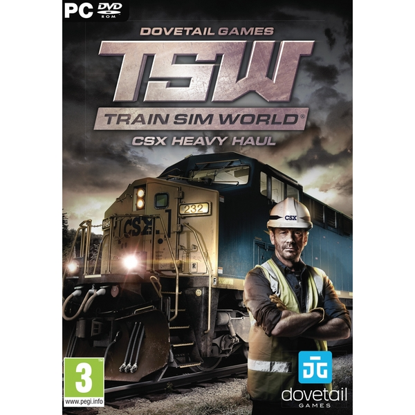 Train Sim World CSX Heavy Haul PC Game