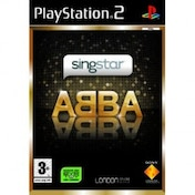 Ex-Display SingStar ABBA Solus Game PS2 Used - Like New