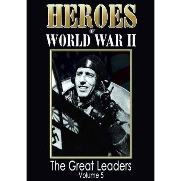Heroes Of World War II - Volume 5 DVD
