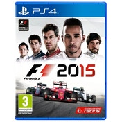 (Damaged Packaging) Formula 1 F1 2015 PS4 Game