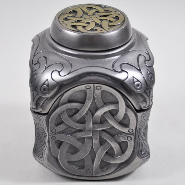 Celtic Yin Yang Storage Box