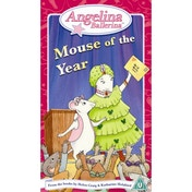 Angelina Ballerina: Mouse Of The Year DVD