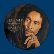 Bob Marley And The Wailers - Legend Limited Edition Picture Disc Vinyl