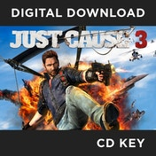 Just Cause 3 PC CD Key Download for Steam