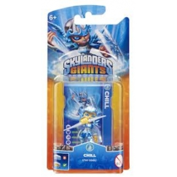 Chill (Skylanders Giants) Water Character Figure - Image 3