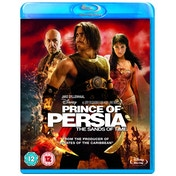 Prince of Persia: The Sands of Time .. Blu-ray