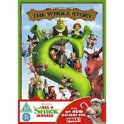 Shrek/Shrek 2/Shrek The Third/Shrek: Forever After - The Final DVD