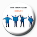 The Beatles - Help! Photo Badge - Image 2