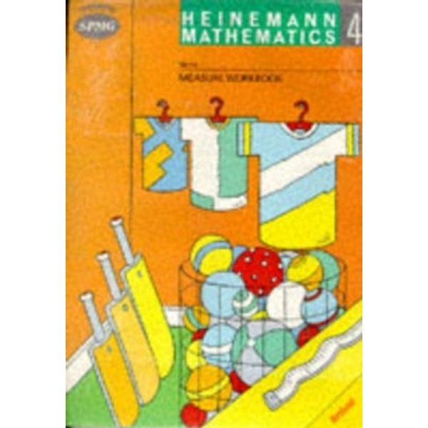 Heinemann Maths 4 Measure Workbook 8 Pack by Pearson Education Limited (Multiple copy pack, 1995)