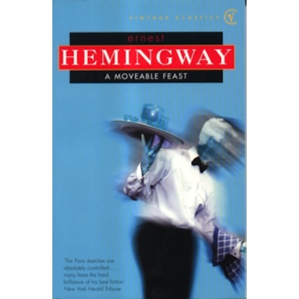 A Moveable Feast by Ernest Hemingway (Paperback, 2000)