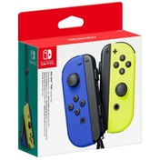 Nintendo Switch Joy-Con Controller Pair (Neon Blue/Neon Yellow)