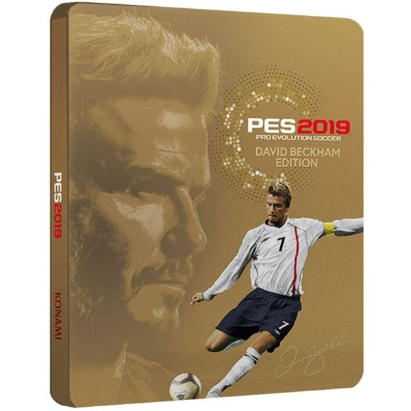 Pro Evolution Soccer 2019 Beckham Edition PS4 Game - Image 1