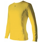 PT Base-Layer Long Sleeve Crew-Neck Shirt Medium Yellow