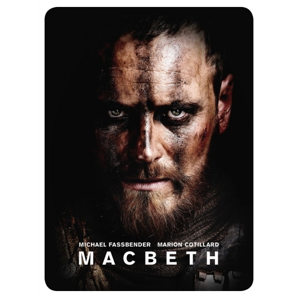 Macbeth (Limited Edition Steelbook) Blu-ray