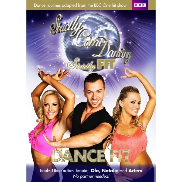 Strictly Come Dancing Strictly Fit Dance Fit DVD