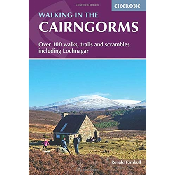 Walking in the Cairngorms by Ronald Turnbull (Paperback, 2017)
