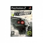 Need for Speed ProStreet Game PS2