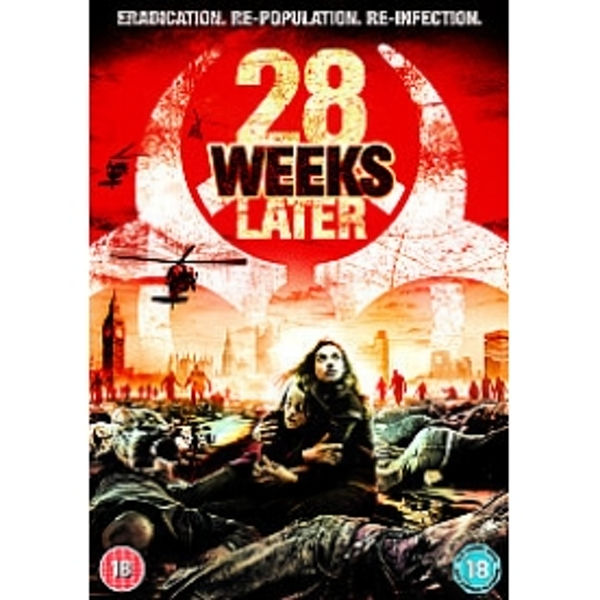 28 Weeks Later DVD