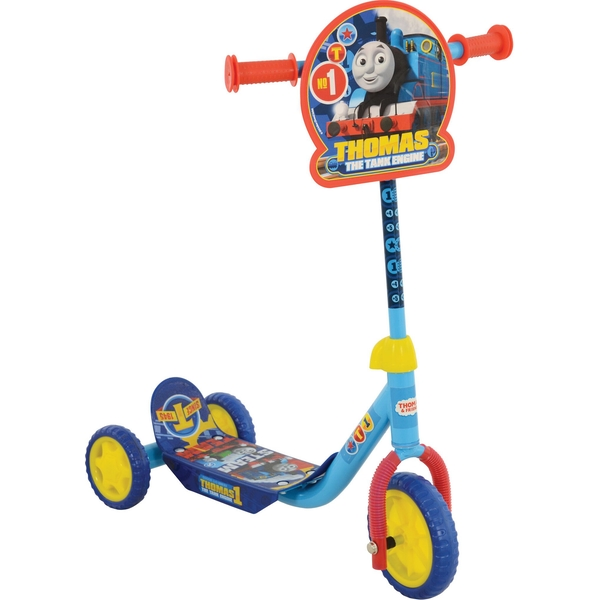 Thomas & Friends Deluxe Tri Scooter