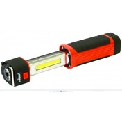 Rolson 1 LED + COB Telescopic Light