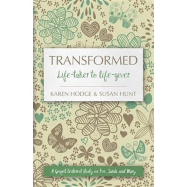 Transformed : Life-taker to Life-giver