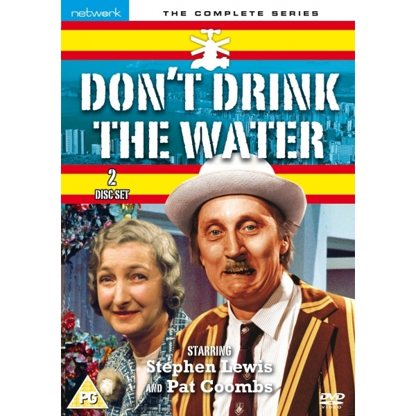 Don't Drink The Water - The Complete Series DVD