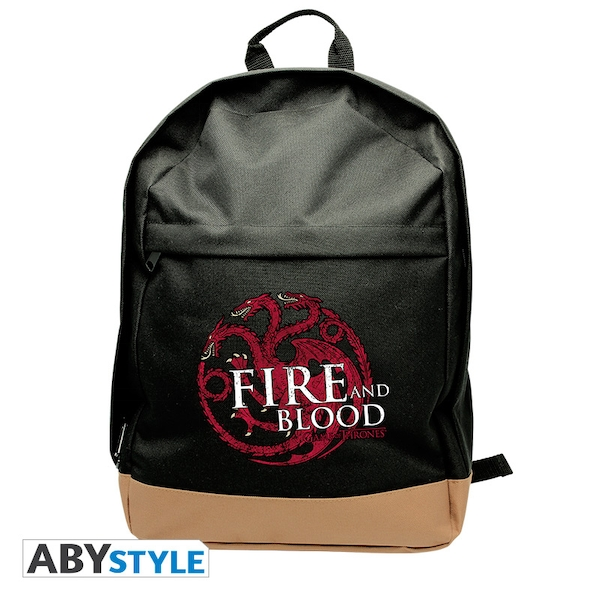 Game Of Thrones - Targaryen Messenger Bag