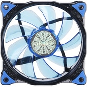 Akasa Vegas 120mm 1200RPM Blue LED Ultra Quiet Fan
