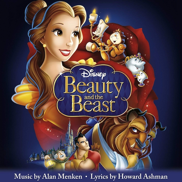 Beauty And The Beast Soundtrack OST CD