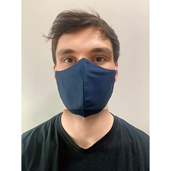 Face Mask/Covering (Single) Adult Navy