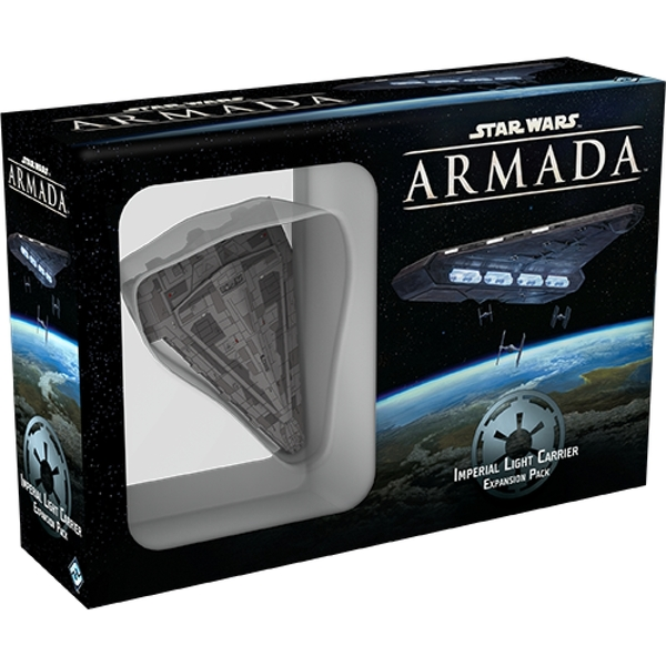 Imperial Light Carrier (Star Wars Armada) Expansion Pack Board Game