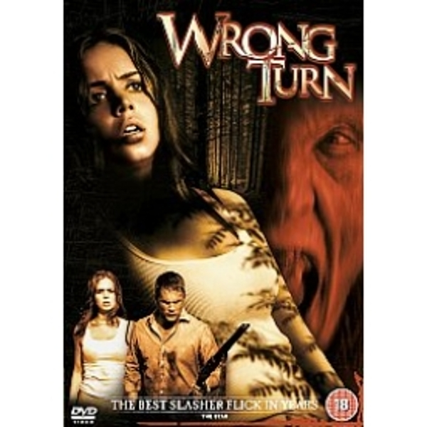 Wrong Turn DVD