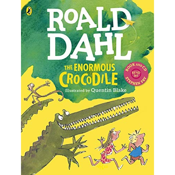 The Enormous Crocodile (Book and CD)  Mixed media product 2018