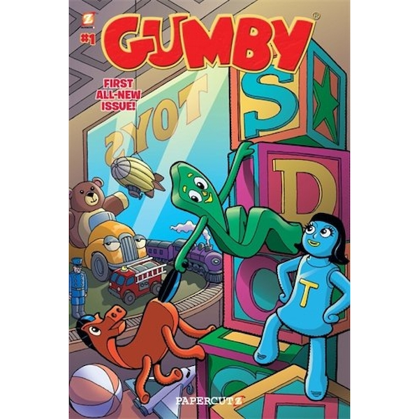 Gumby Graphic Novel Vol. 1 Hardcover