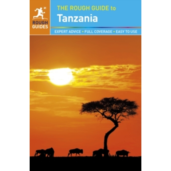 The Rough Guide to Tanzania by Rough Guides (Paperback, 2015)