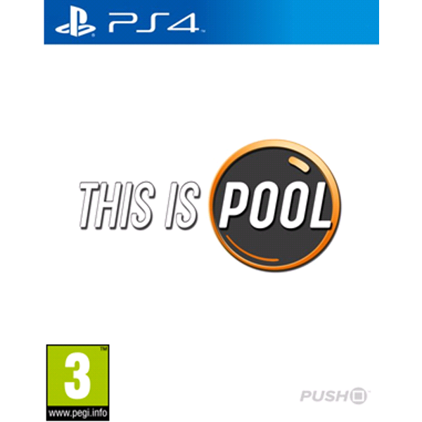 This Is Pool PS4 Game
