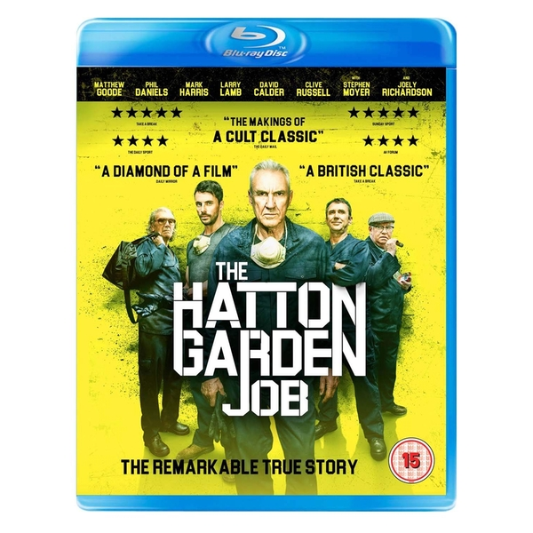 The Hatton Garden Job Blu-ray